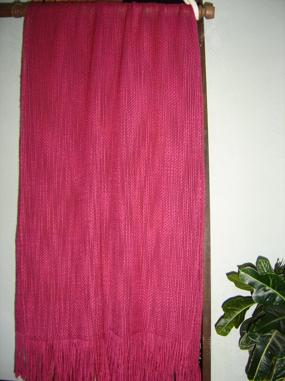 ¡¡Que no es una cortina...!!