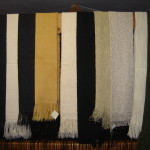 Bufandas variadas... (Alpaca, Seda, Merina.. algunas teñidas con plantas..)