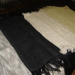 Buffs tejidos en telar (Seda, Alpaca, Merina...)